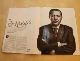 Time dergisinden Erdoğana şok !