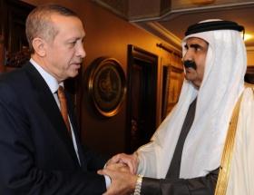 Erdoğanın Katar ziyareti iptal