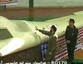 İran ABDye uçağın oyuncağını gönderecek