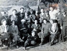 Marilyn Monroe Türk askerlerini ziyaret etmiş