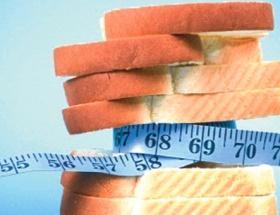 2 hafta ekmek yeme 4 kilo ver