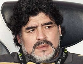 Maradonadan olay sözler!
