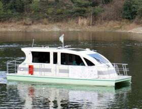 Türkiyenin ilk hidrojenli teknesi