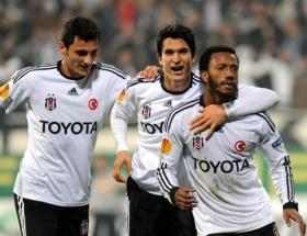 Beşiktaş, futbol STOKEladı