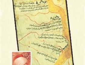 Evliya Çelebinin kayıp haritası bulundu