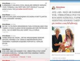 Ayşe Armanla Erol Köse twitterda kapıştı
