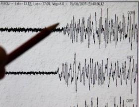 Bandırmada korkutan depremler