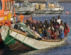 Akdenizde göçmen faciası