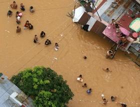 Filipinler yine felaketi yaşıyor