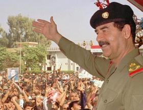Borat, Saddam olacak !