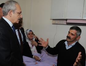 Kılıçdaroğlu tahliyelere itiraz etti