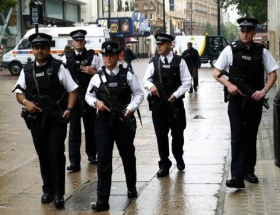 İngilterede terör alarmı