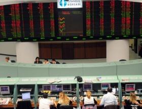Borsa şirketlerinin piyasa değeri yükselişte