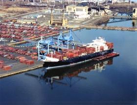 İskenderun Limanında operasyon