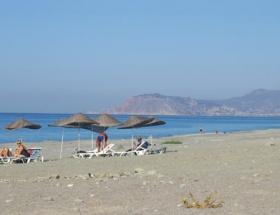 Antalyada deniz keyfi!