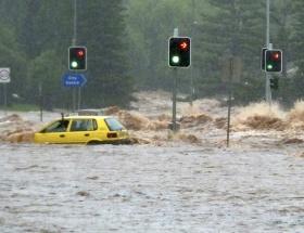 Avustralyada şehirler boşaltılıyor