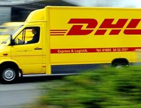 DHL Express Türkiyede bayrak değişimi