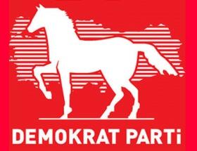 Zeybek, DP genel başkanlığına aday