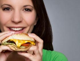 Depresyonun çözümü yemek değil