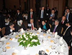 Ürdün Başbakanının eşi korkuttu