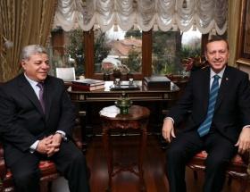 Erdoğan, Ürdün Başbakanı ile görüştü