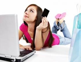 Alışveriş siteleri rekora koşuyor