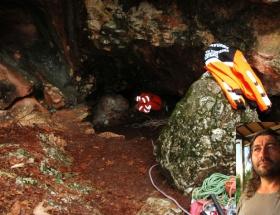 Mağaraya giren dalgıç kayboldu