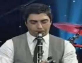 Polat Alemdar klarnet çaldı