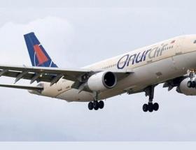 Arızalanan uçak Odessaya geri döndü