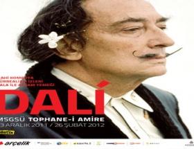 Başkentte Salvador Dali sergisi