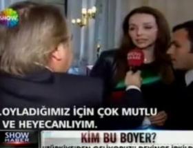 Türk televizyonu deyince ödü koptu