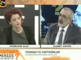 Ahmet Kekeçten Nagehana fırça