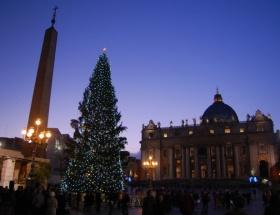 Vatikanda Noel heyecanı