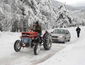 Meteorolojiden kar ve buzlanma uyarısı