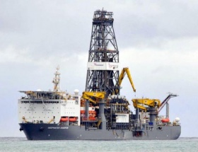 Dev sondaj gemisi Türkiyeden ayrıldı
