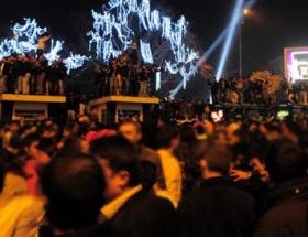 İstanbulda yılbaşı önlemleri alındı