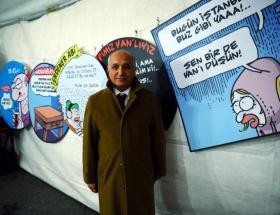 LeMandan Türk Kızılayına destek