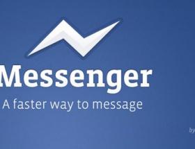 Facebook kendi messengerını yaptı