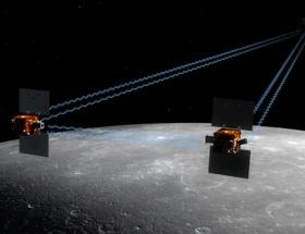 İkiz uydulardan ilki yörüngede