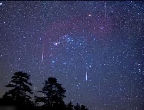 Yılın ilk meteor yağmuru 4 Ocakta