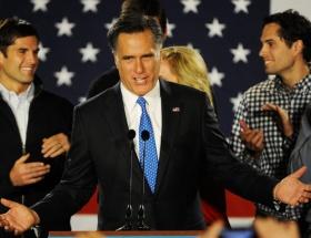 Düello öncesi Romneyye darbe