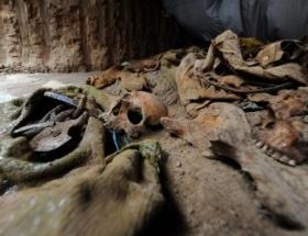 Libyada toplu mezar ortaya çıkarıldı