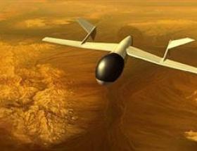 Satürne uyduyu uçak yerleştirecek