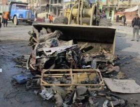 Bağdatta bombalı saldırı: 10 ölü