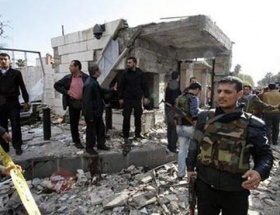 Humus ve Dera bombardıman altında