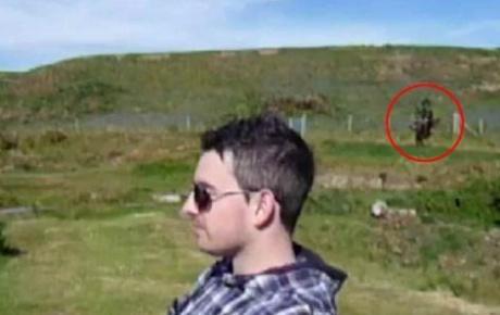 Videodaki bu kad?n hayalet mi? - 06 Ocak 2012, Cuma