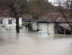 Muğla sular altında