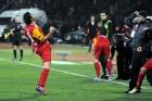 Galatasaray Samsuna çıktı