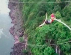 Bungee jumping öldürüyordu