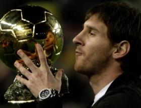 Altın Top yine Messinin